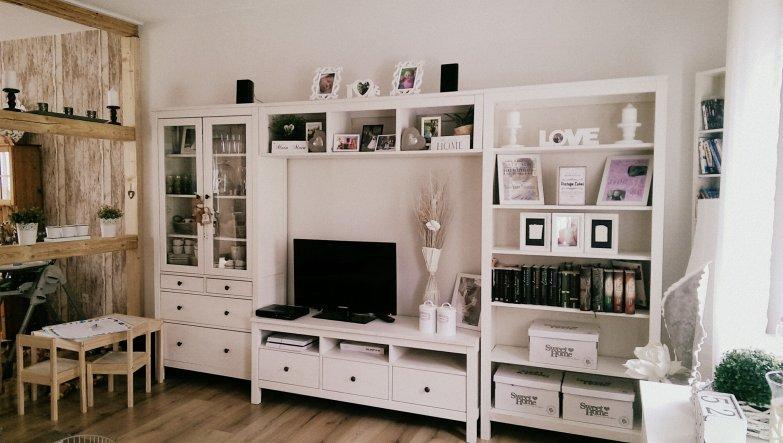 Wohnzimmer \'Unser gemütliches Wohnzimmer\' - Unser Häuschen - Zimmerschau