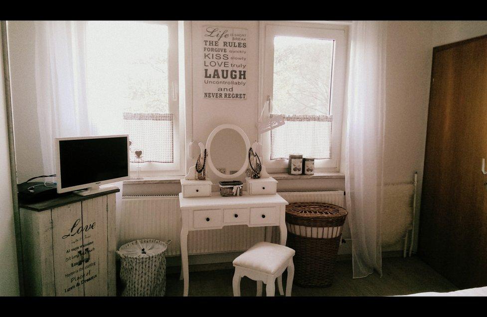 Landhaus/Vintage Schlafzimmer von Maus86