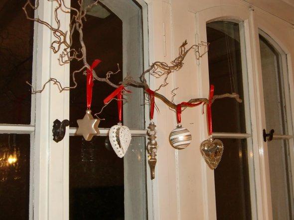 Weihnachtsdeko 'Kaminzimmer'