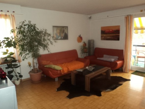 wohnzimmer 39 gem tliche stube 39 unsere wohnung zimmerschau. Black Bedroom Furniture Sets. Home Design Ideas