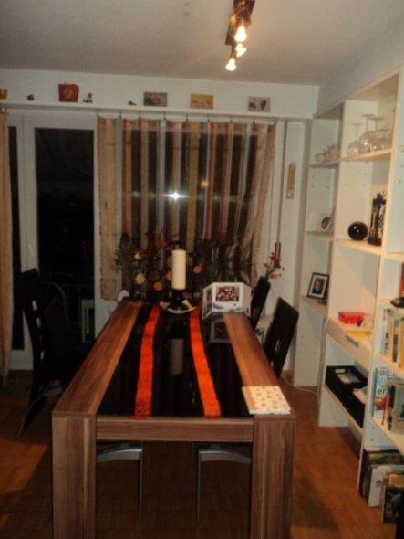 Wohnzimmer 'gemütliche stube'