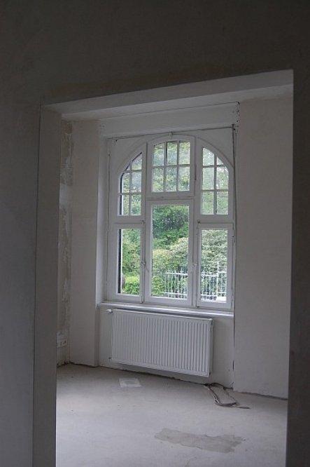 Wohnzimmer 'noch unbewohnbar ;)'
