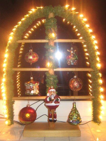 Weihnachtsdeko 'Küche'