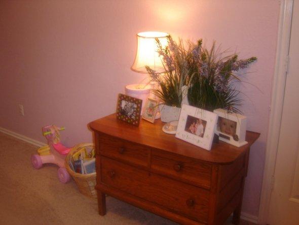 Kinderzimmer 'Zimmer von Saphira und Licia'