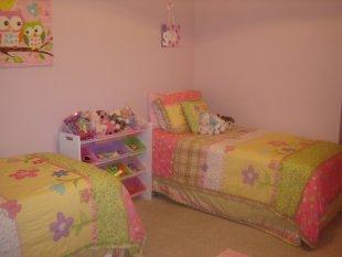 Zimmer von Saphira und Licia
