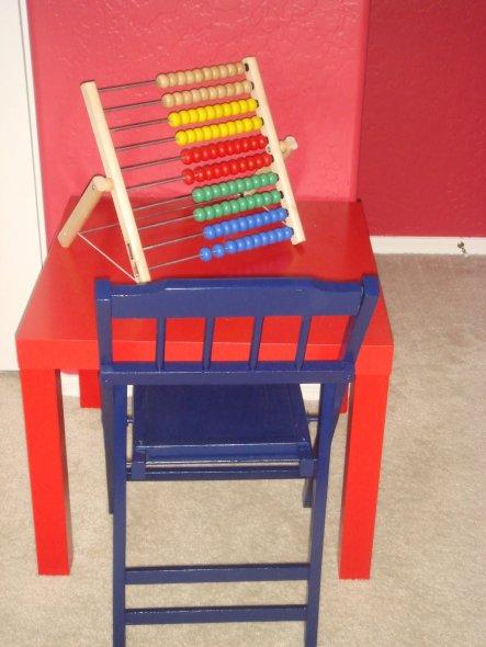 Kinderzimmer 'Zimmer von Damian'