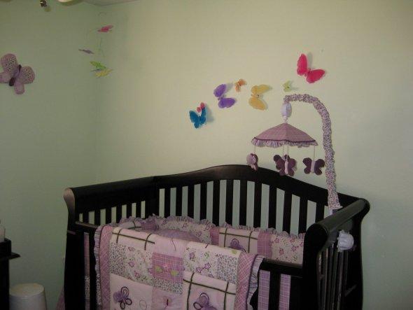 Kinderzimmer 'Mailinas Zimmer'
