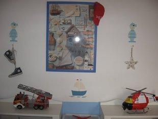 Das Zimmer meines Sohnes