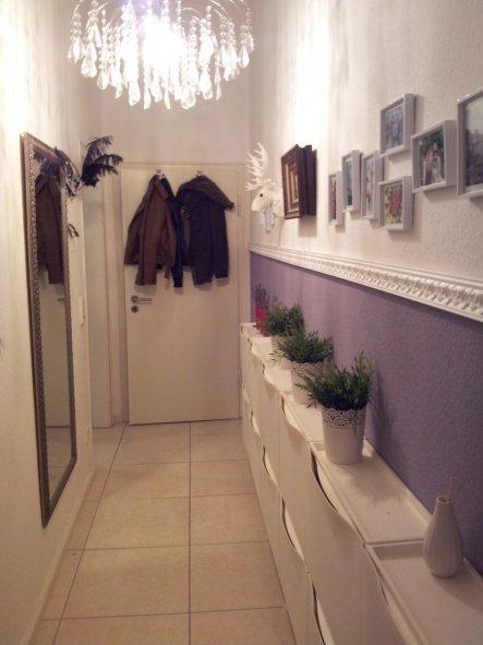 flur diele 39 flur 39 mein zauberhaftes kleines reich zimmerschau. Black Bedroom Furniture Sets. Home Design Ideas