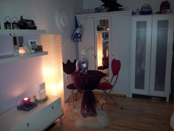 Wohnzimmer 'Wohn-Schlafraum'