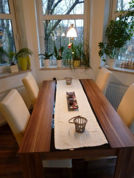 Esszimmer 'Tischlein deck´dich'