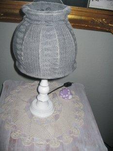 Tipp & Trick 'Neuer Lampenschirmbezug '