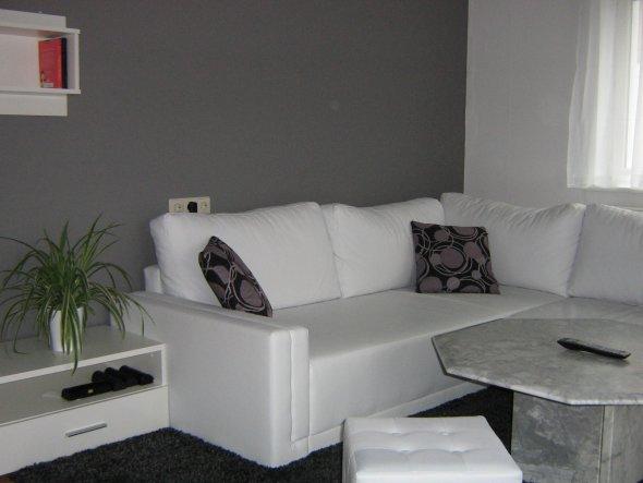 Wohnzimmer Mein Domizil mit neuen Farben von difire - 30275 ...