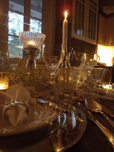 tischdeko für wohnzimmer:Wohnzimmer Tischdekoration: Weihnachten im. Wohnzimmer &Tischdeko