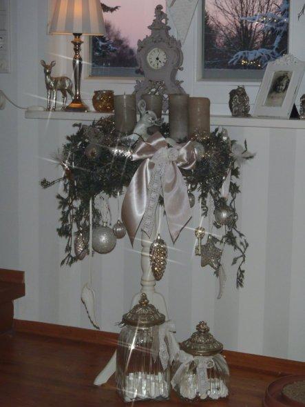 Wohnzimmer 'Weihnachten'