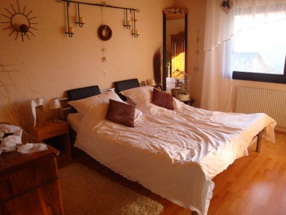 Schlafzimmer 'Schlummerstübchen'