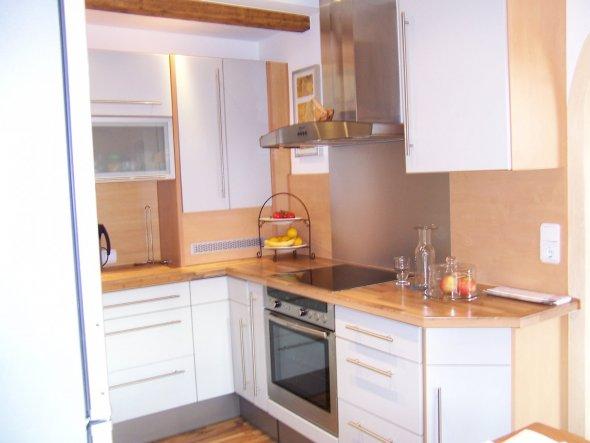 rechte Seite der Küche