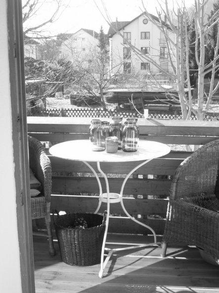 Terrasse / Balkon 'Der Balkon'