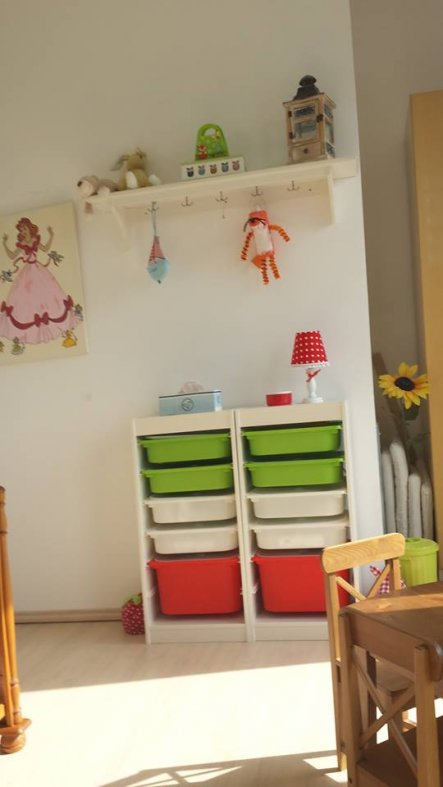 Kinderzimmer kleinkind  Kinderzimmer 'Kleinkind Kinderzimmer - Wald und Wiese -' - Mein ...