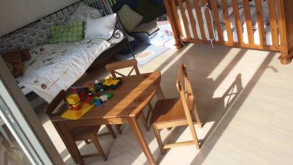 Kleinkind Kinderzimmer - Wald und Wiese -