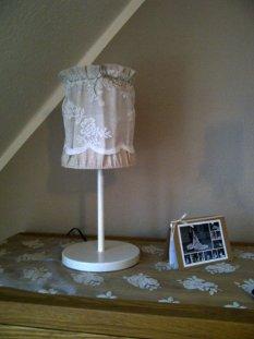 Tipp & Trick 'alte Lampe neu gestaltet'