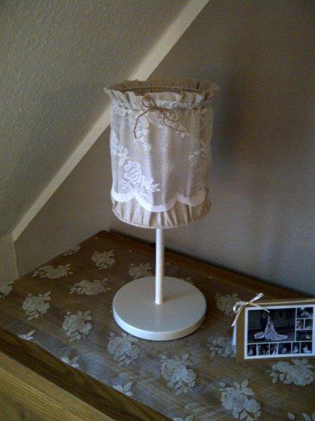 tipp von jt84 alte lampe neu gestaltet zimmerschau. Black Bedroom Furniture Sets. Home Design Ideas