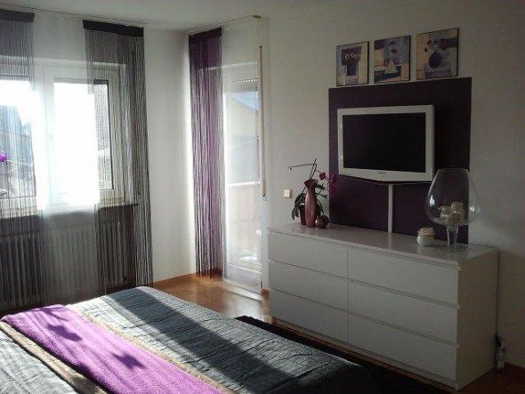Schlafzimmer Mein Wohn-, Esszimmer Von Alischka