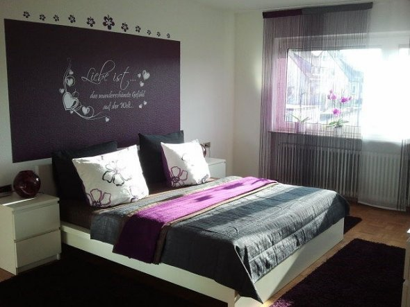 Schlafzimmer mein Wohn-, Esszimmer von Alischka - 31545 - Zimmerschau