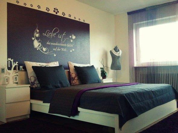 Schlafzimmer 'Mein Schlafzimmer' - mein Wohn-, Esszimmer ...
