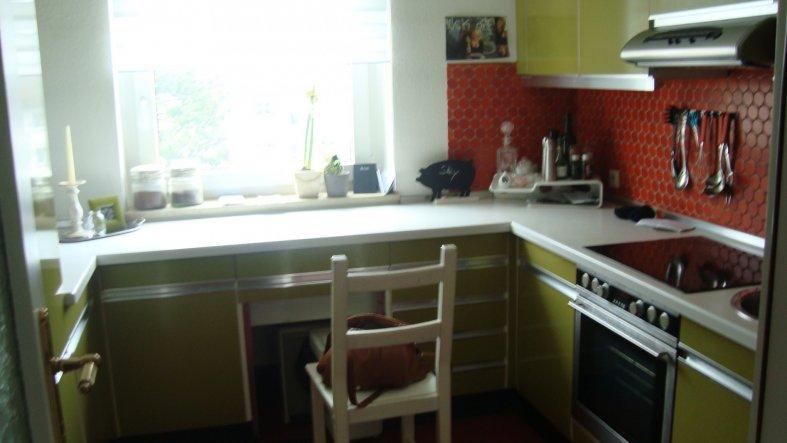 Küche 'küchenbeklebung'