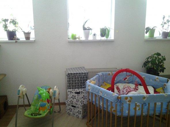 Kinderzimmer 'Serafinas Reich'