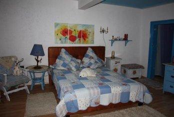 Schlafzimmer 1 /Gästezimmer