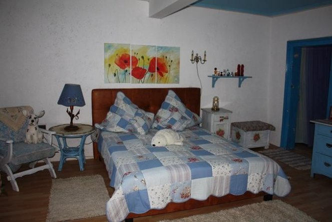 Schlafzimmer 'Schlafzimmer 1 /Gästezimmer'