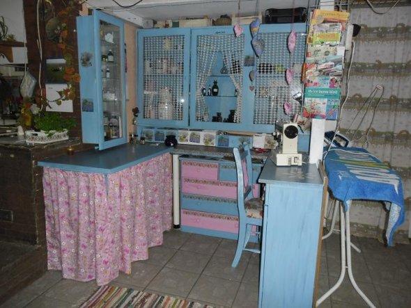 Arbeitszimmer / Büro 'Meine Werkstatt'