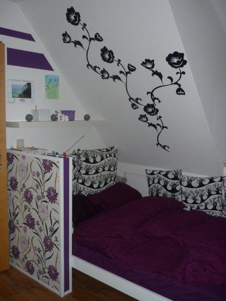 kinderzimmer 39 jugendzimmer m dchentaum 39 celine s reich jugendzimmer zimmerschau. Black Bedroom Furniture Sets. Home Design Ideas