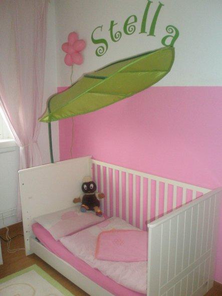 Kinderzimmer 'Stella's Raum'