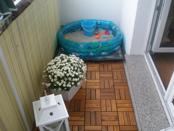 terrasse balkon gem tlichkeit von sunny80 32730. Black Bedroom Furniture Sets. Home Design Ideas