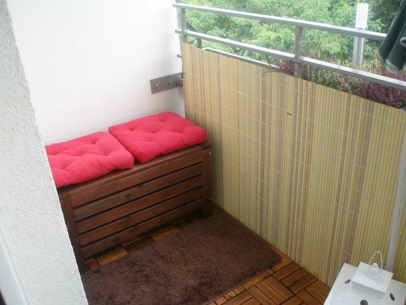 Terrasse / Balkon 'V.I.P. Lounge'
