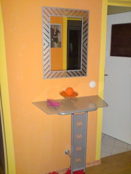 flur diele 39 mein flur 39 esszimmer zimmerschau. Black Bedroom Furniture Sets. Home Design Ideas