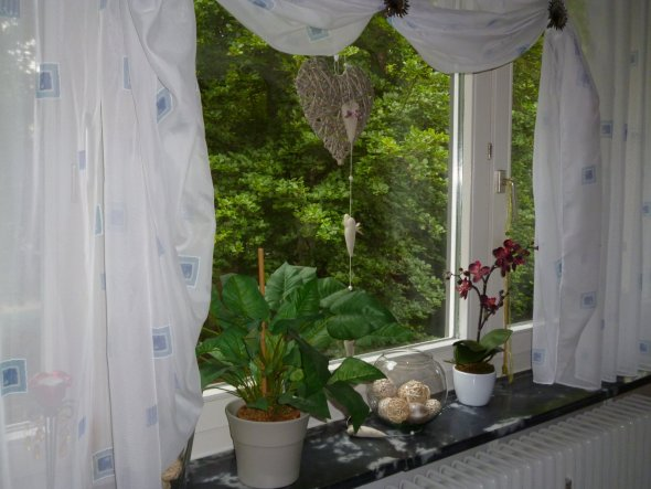 Wohnzimmer 'Fenster Deko' - Unser Gemütliches Heim - Zimmerschau