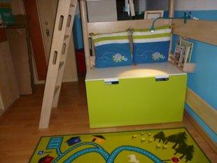 kinderzimmer 39 jungenzimmer 39 unser gem tliches heim zimmerschau. Black Bedroom Furniture Sets. Home Design Ideas
