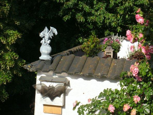 Terrasse / Balkon 'Verteidigung'
