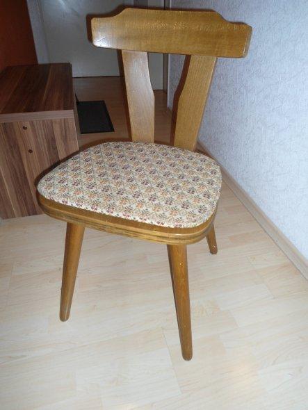 """Hobbyraum 'Mein """"neuer"""" alter Stuhl'"""