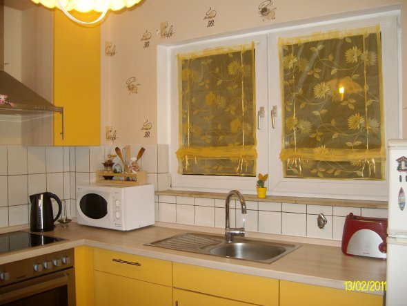 Küche 'Meine kleine aber sonnige Küche'
