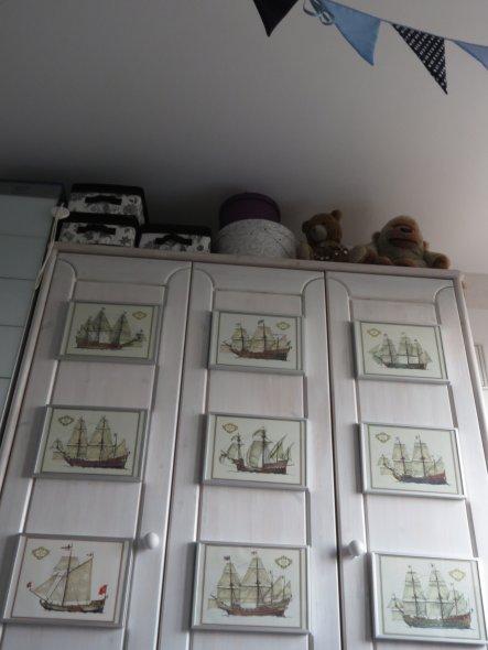 Schlafzimmer 'Schlafzimmer Ahoi'