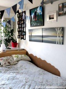 Skandinavisch 'Schlafzimmer Ahoi'