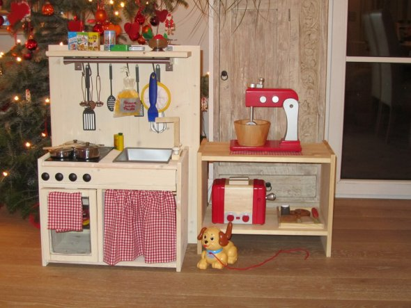 tipp von lola2011: selbstgebaute kinderküche - zimmerschau