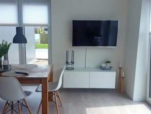 Skandinavisch 'Mein Wohnzimmer'