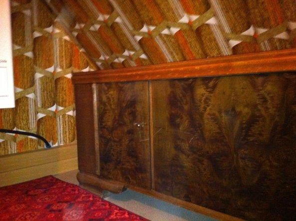 Hausfassade / Außenansichten 'Häuschen vor dem Umbau November 2011'