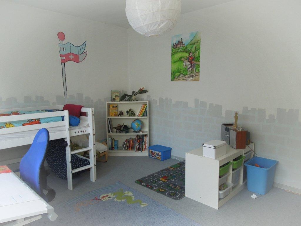 Kinderzimmer \'Das Ritterzimmer\' - Filaye\'s zuhause - Zimmerschau